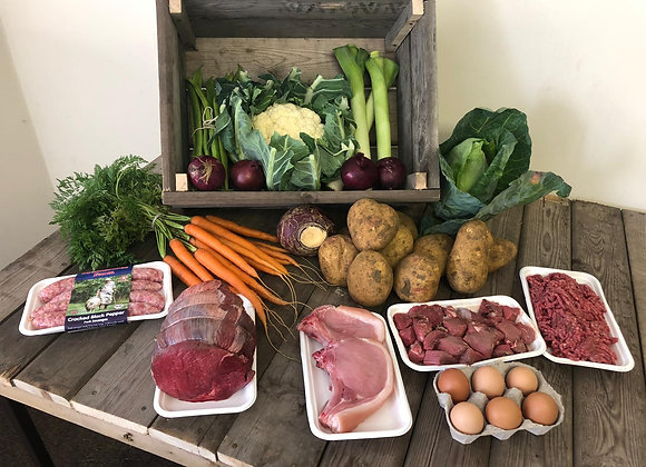 Bramblebee Farm's Meal Box - Option 1