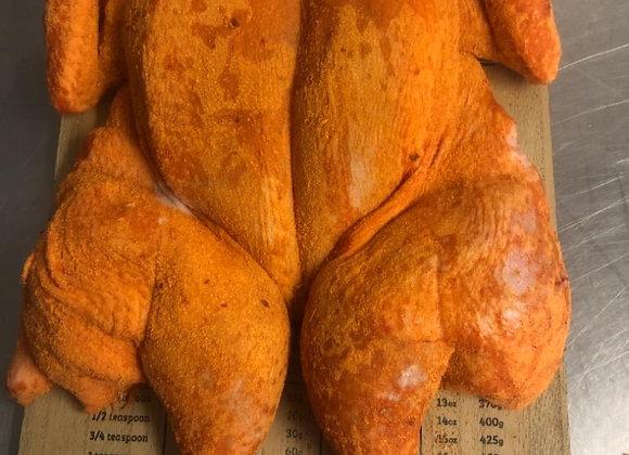 Free Range Spatchcock Chicken