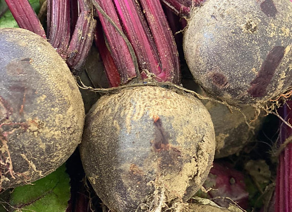 Locally Grown Beetroot