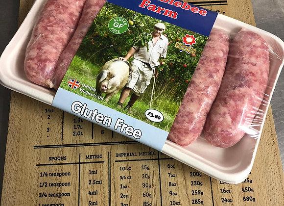 Gluten Free Sausages