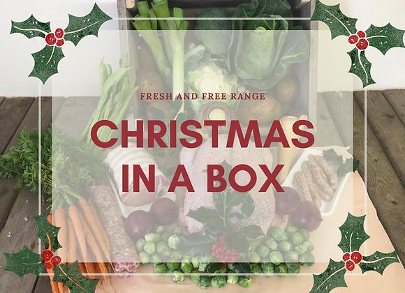 Bramblebee Farm's Christmas in a Box