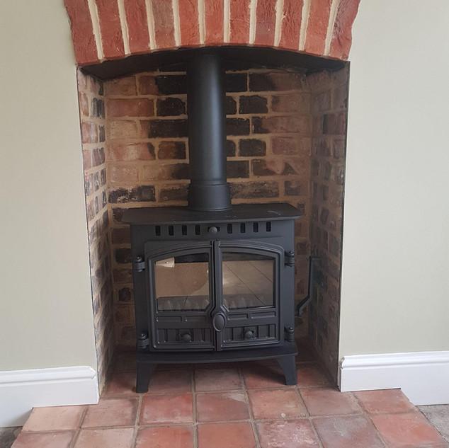 ICS Heating Homes