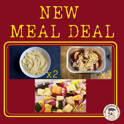 Deluxe Ready Meal Deal