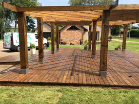Patio & Decking Painters