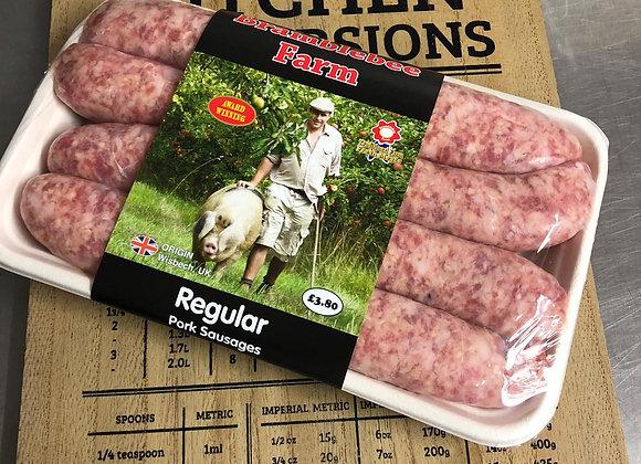 Christmas Regular Sausages