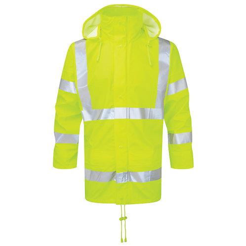 Fort Air Reflex Hi Vis Waterproof Jacket 251