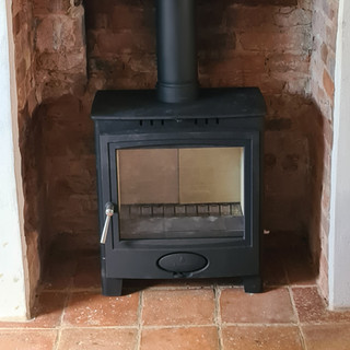 ICS Woodburner Installations