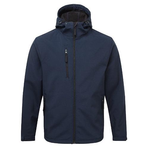 Fort Holkham Hooded Softshell Jacket 234