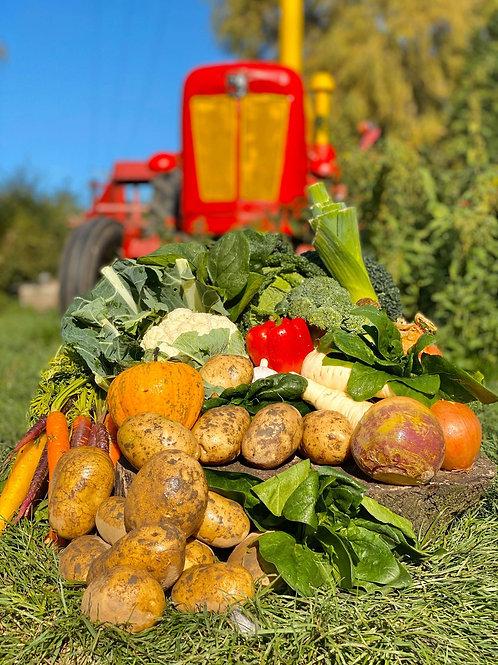 Deluxe Vegetable Box