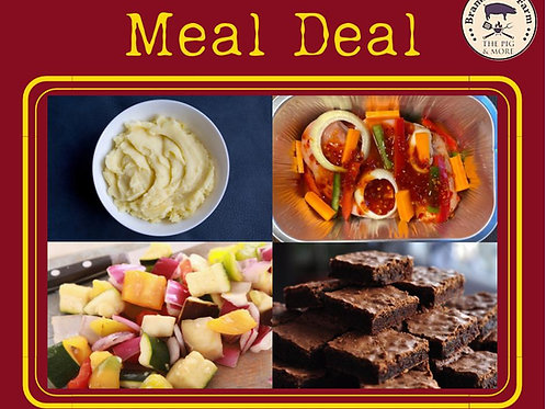 Deluxe Meal Deal