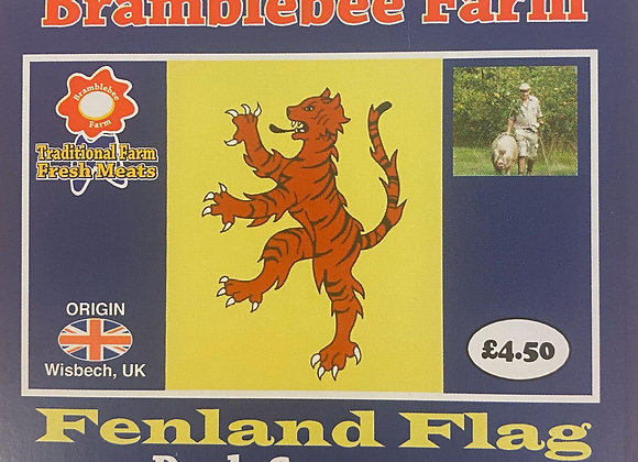 Fenland Flag Pork Sausages