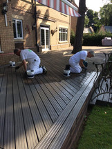 Patio & Decking Painting