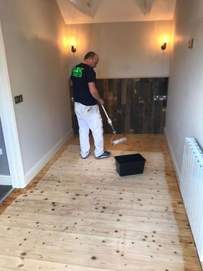 Flooring Revival by Clark Decorators