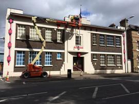 Commercial Building External Paintwork