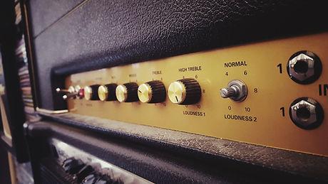 Amplifier_2Bishops Music_Guitars Savannah GA