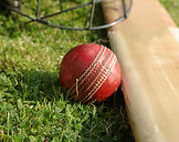 Red Cricket Ball