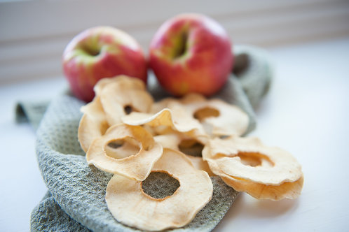 Snappy Apple Crisps