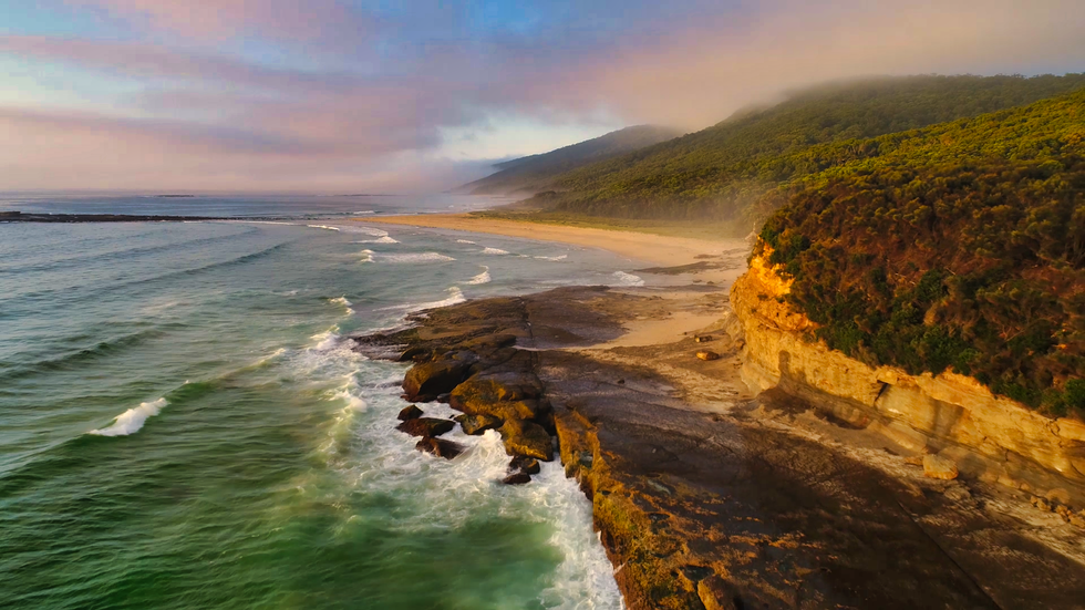 Pretty Beach NSW