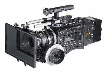 Cinema quality Sony F5 4K