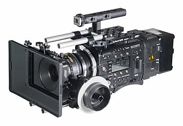 Cinema quality Sony F5 4K