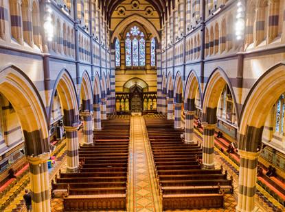 St Pauls Cahedral interior 3