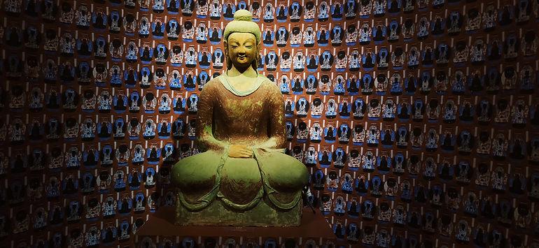 Buddha image in DH