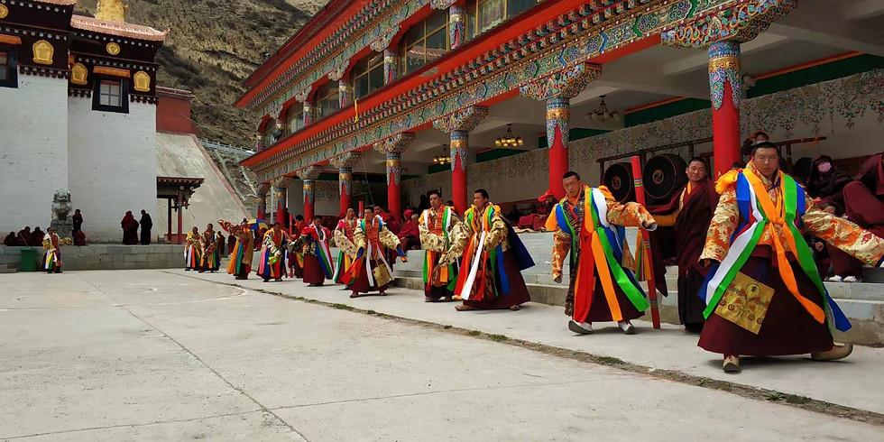 Monlam Chenmu Festival