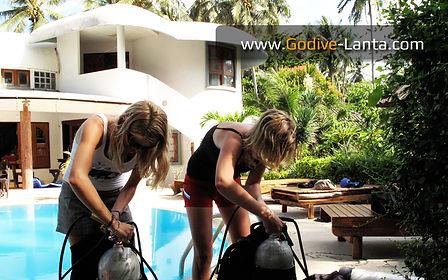 Dive Courses Koh Lanta.