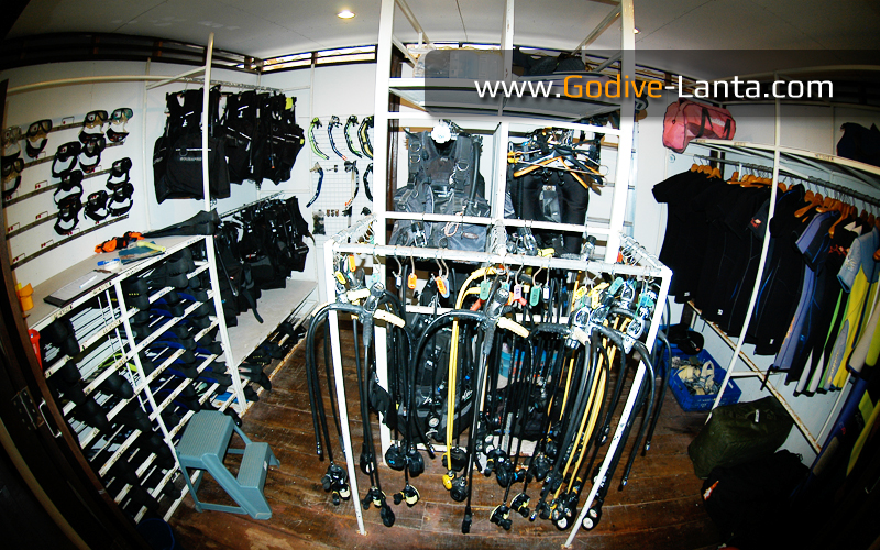 Diving & Snorkeling Gear Rental