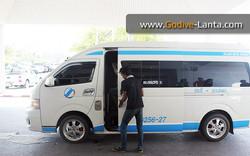 Public Van 400 THB/person