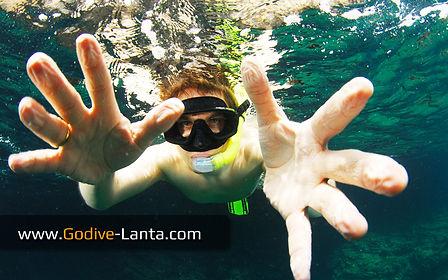 Snorkelling Trip - Koh Lanta, Krabi, THAILAND