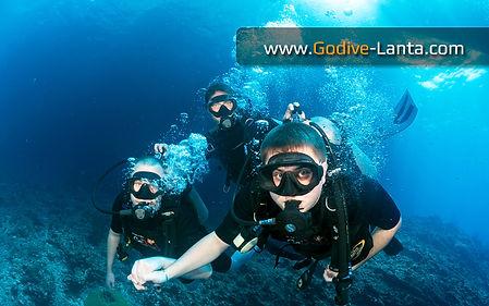Discover Scuba Diving Course / Try Scuba Dive