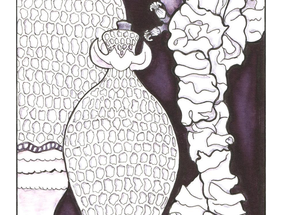 Stemontis Axifera Print