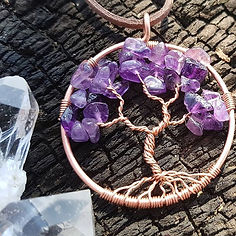 Amethyst Copper Tree is defiantly a favo