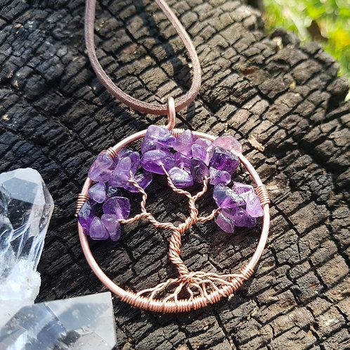 The Original Copper Tree Necklace