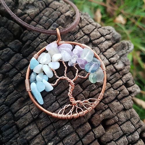 Copper Family Tree - (max 7 family members)