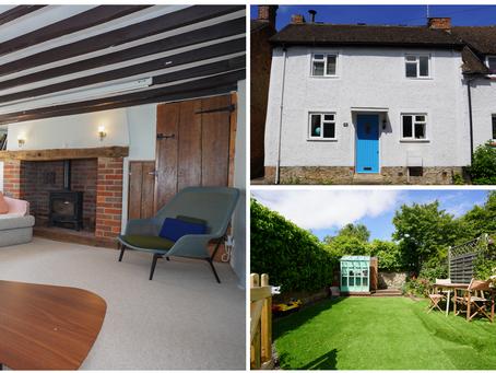Lovely Cottage captured in Haddenham