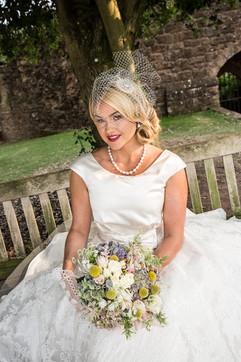Kenilworth Castle Wedding Photography-16