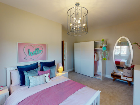New Show home Captured in Witney Lakes