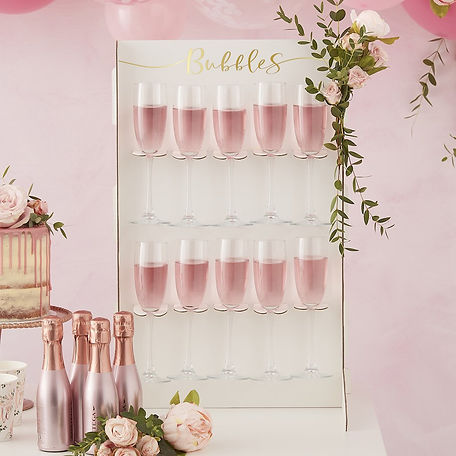 hen-party-prosecco-wall-classy-hen-party