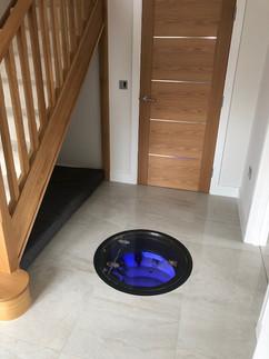 Wine Cellar Pod hallway options