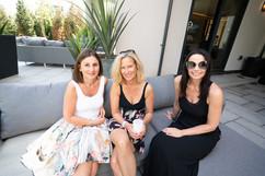 Rachael Gentry, Michelle Hitch, Sarah Sa
