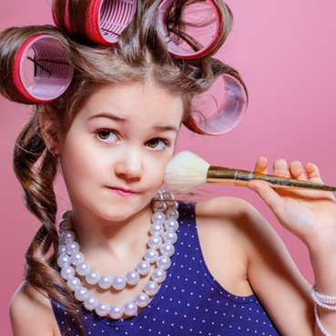Pink Lemonade Kids Salon