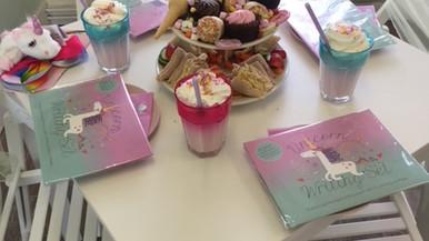 Pink Lemonade party salon