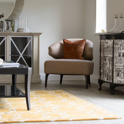 Beautiful interior design by Rasalo