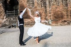 Kenilworth Castle Wedding Photography-23