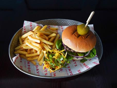 Food Photography for Davenports