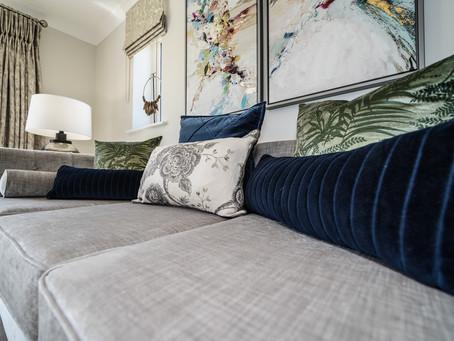 Stunning Show Home Bleinham Estates - Rasalo Interiors