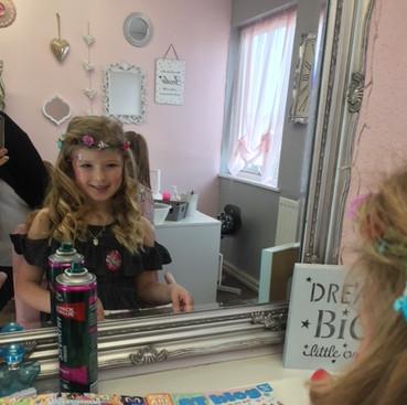 Pink Lemonade Kids Salon, Kidderminster
