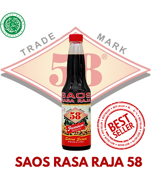 Rasa Raja 58 Halal